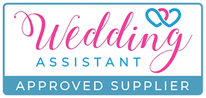 wedding assistant approved supplier logo